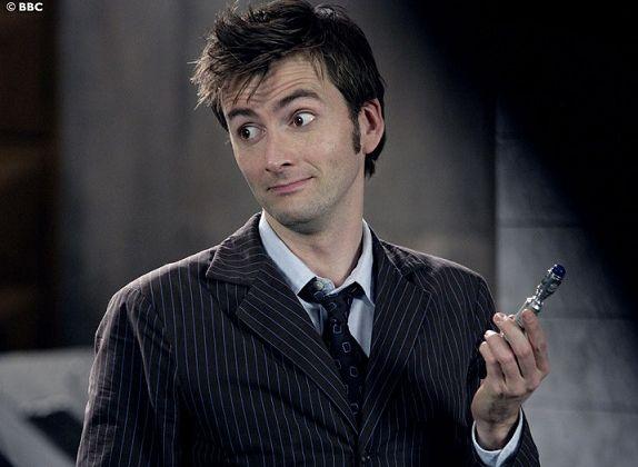 David Tennant, il 10° Dottore ♥____♥