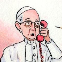 Il Papa, i media e il gioco del telefono