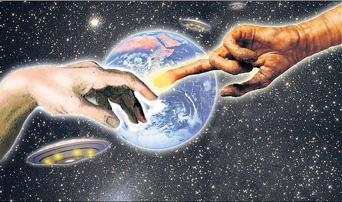 alieni e religione