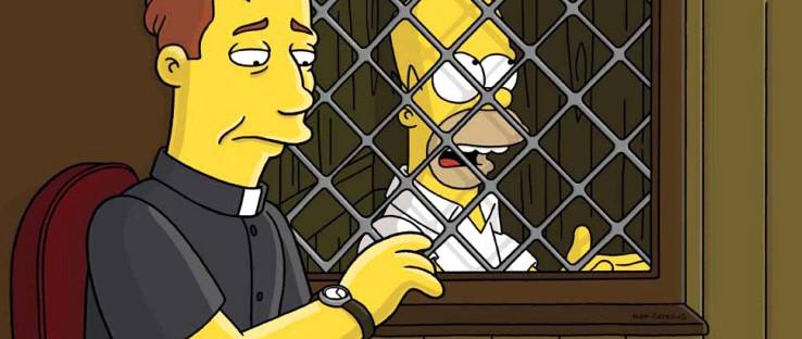 Homer e la sua conversione
