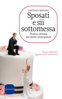 Sposati e sii sottomessa, la copertina del libro