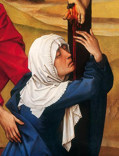 Maria ai piedi della croce