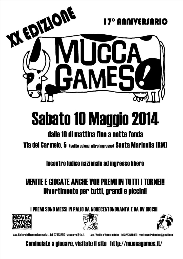 Mucca Games 2014
