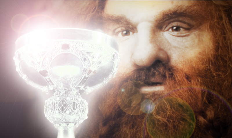Calice di Cristo in mithril