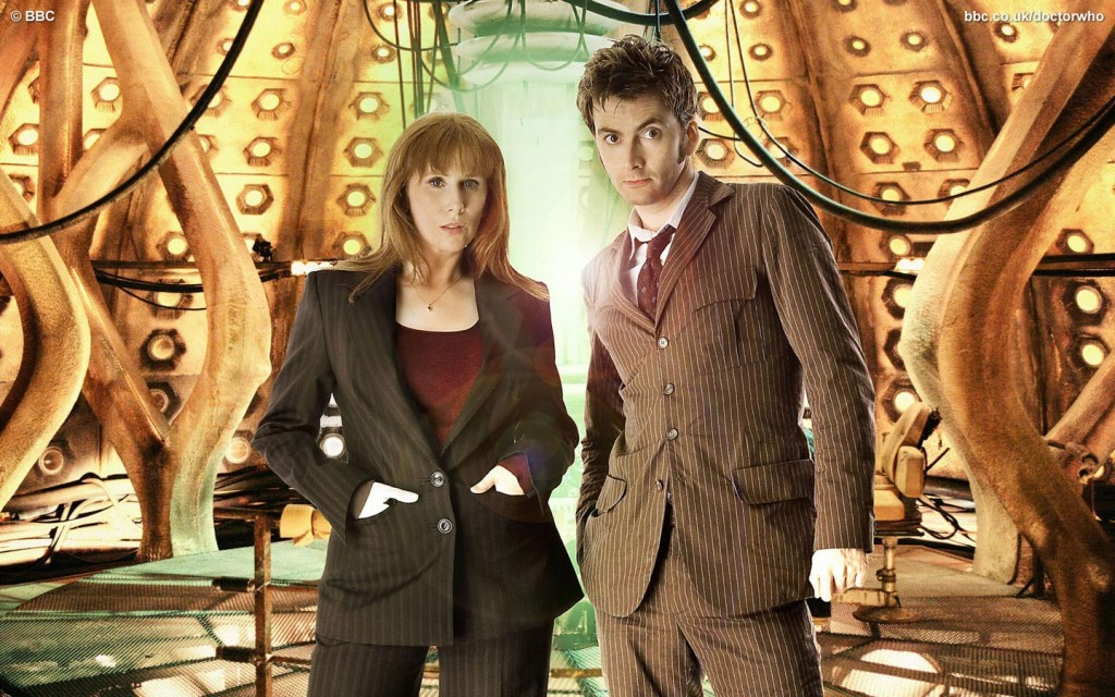David Tennant Doctor Who Catherine Tate Donna Noble Tenth Doctor
