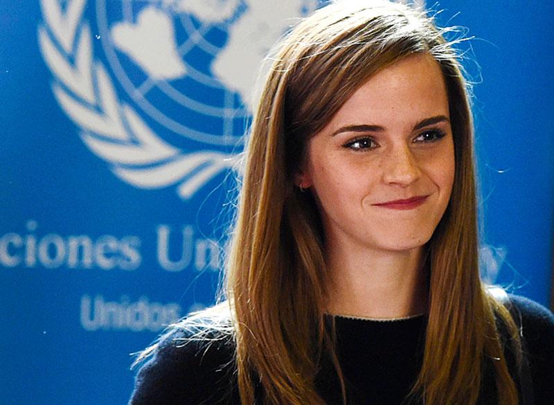 Emma Watson ONU ambasciatrice