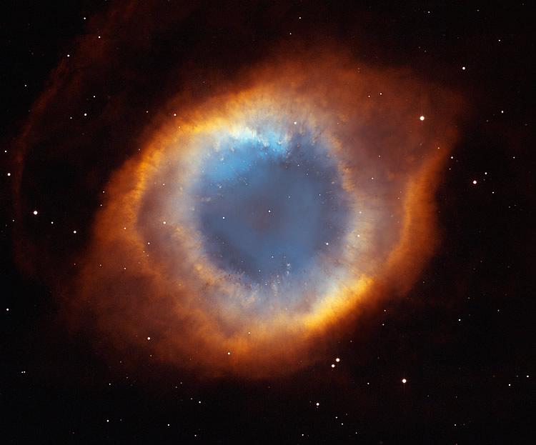 """Nebulosa Elica, chiamata anche """"Occhio di Dio"""""""