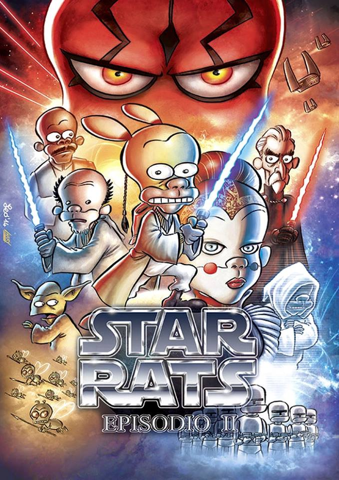 Star-Rats Episodio II