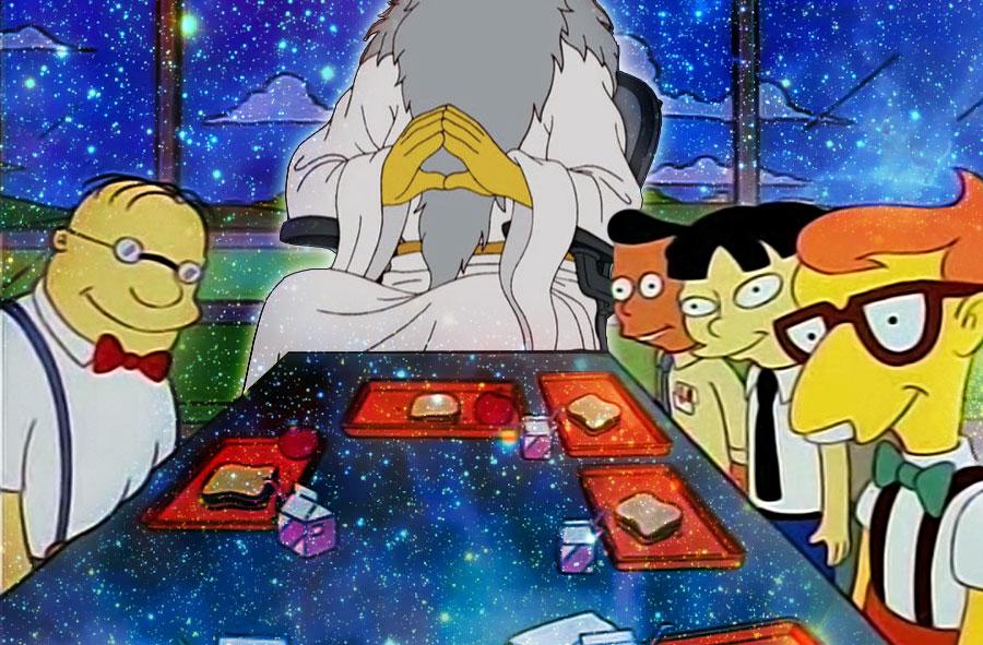 Dio è nerd (Simpsons)