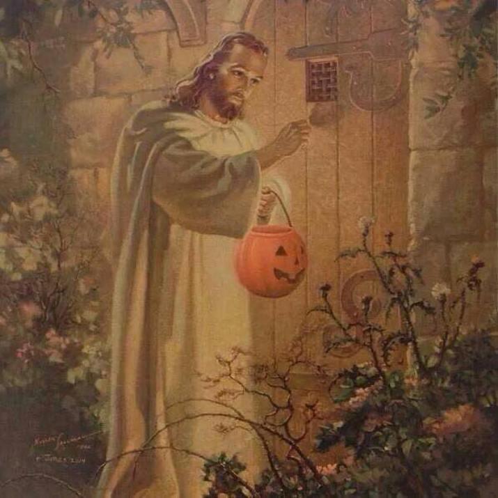 Gesù Halloween