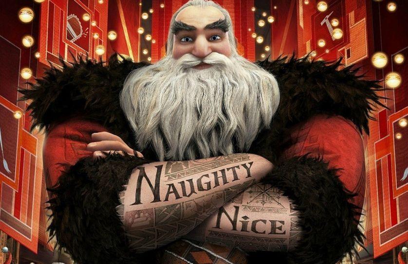 Babbo Natale tratto da Le cinque leggende