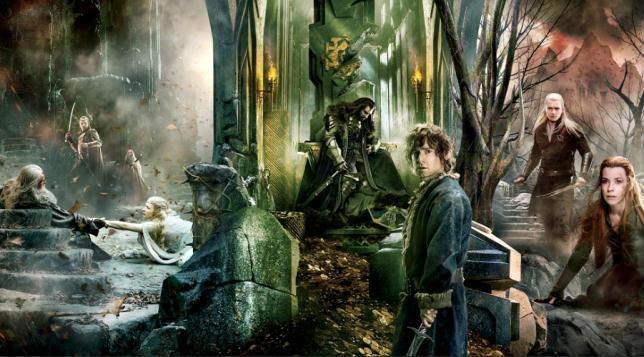 Lo Hobbit - Le cinque armate