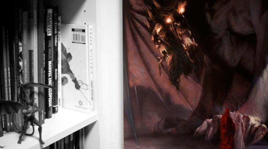 Lucifero di Gabriele Dell'Otto