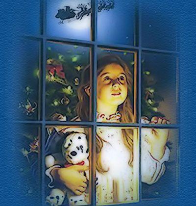 Da bambini il Natale è più bello