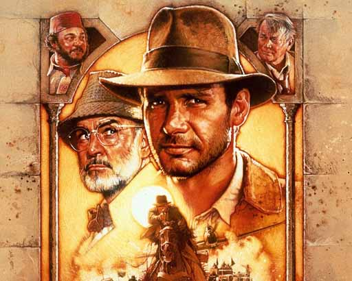 Indiana Jones e l'ultima crociata, fan art 01