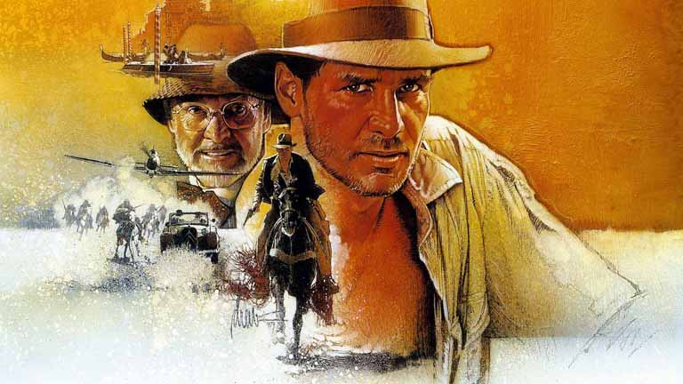 Indiana Jones e l'ultima crociata, fan art 02