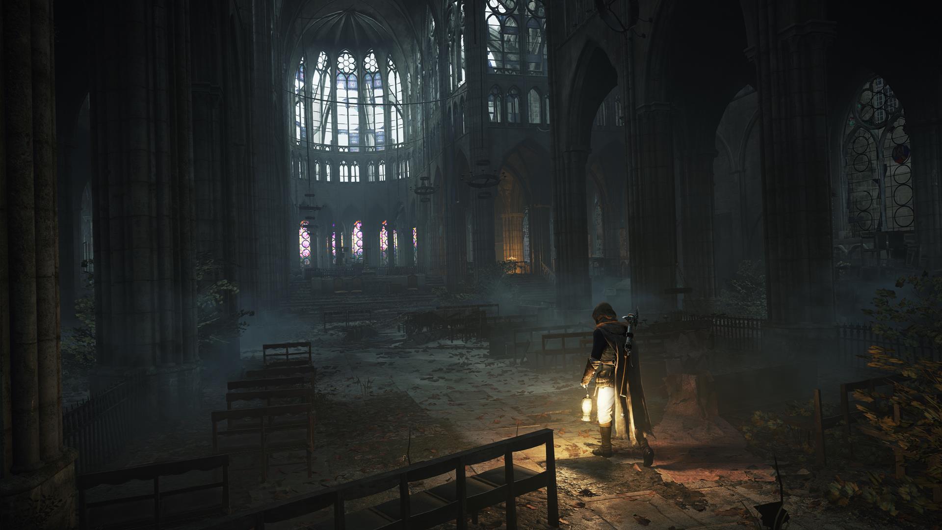 Peccato visitare la cattedrale durante il periodo post-rivoluzionario, visto che Ubisoft la rappresenterà come desolata e senza luce...