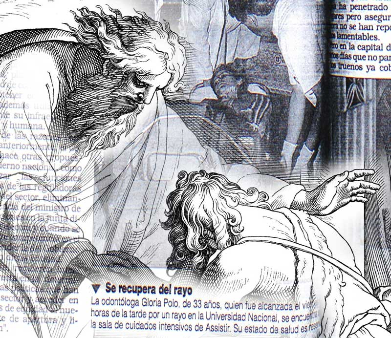 Gloria Polo e il Figliol prodigo