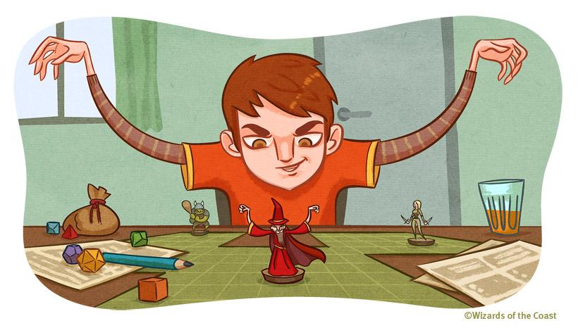 Dungeon Master boy