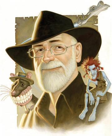 Terry Pratchett, il mago