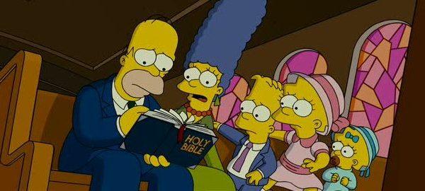 I Simpson e la Bibbia