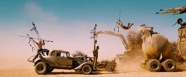 Mad Max, R-Rating