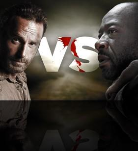 Rick VS Morgan