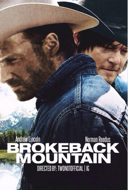 TWD Brokeback Mountain