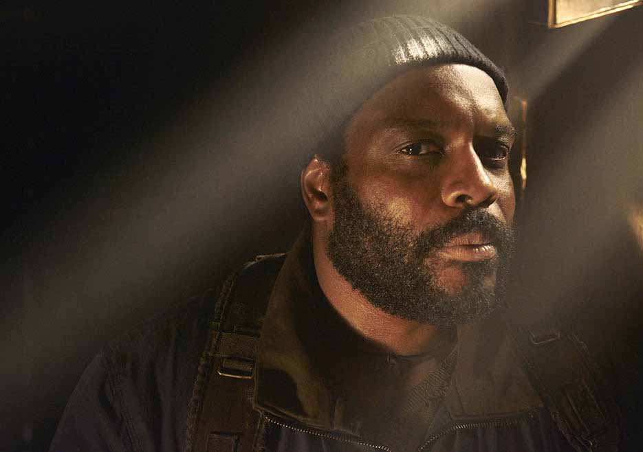 Chad Coleman as Tyreese - The Walking Dead _ Season 5, Gallery - Photo Credit: Frank Ockenfels 3/AMC