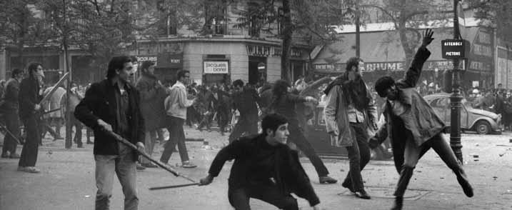 '68, rivolta