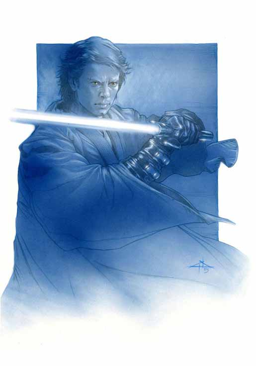 Anakin Skywalker, Dell'Otto