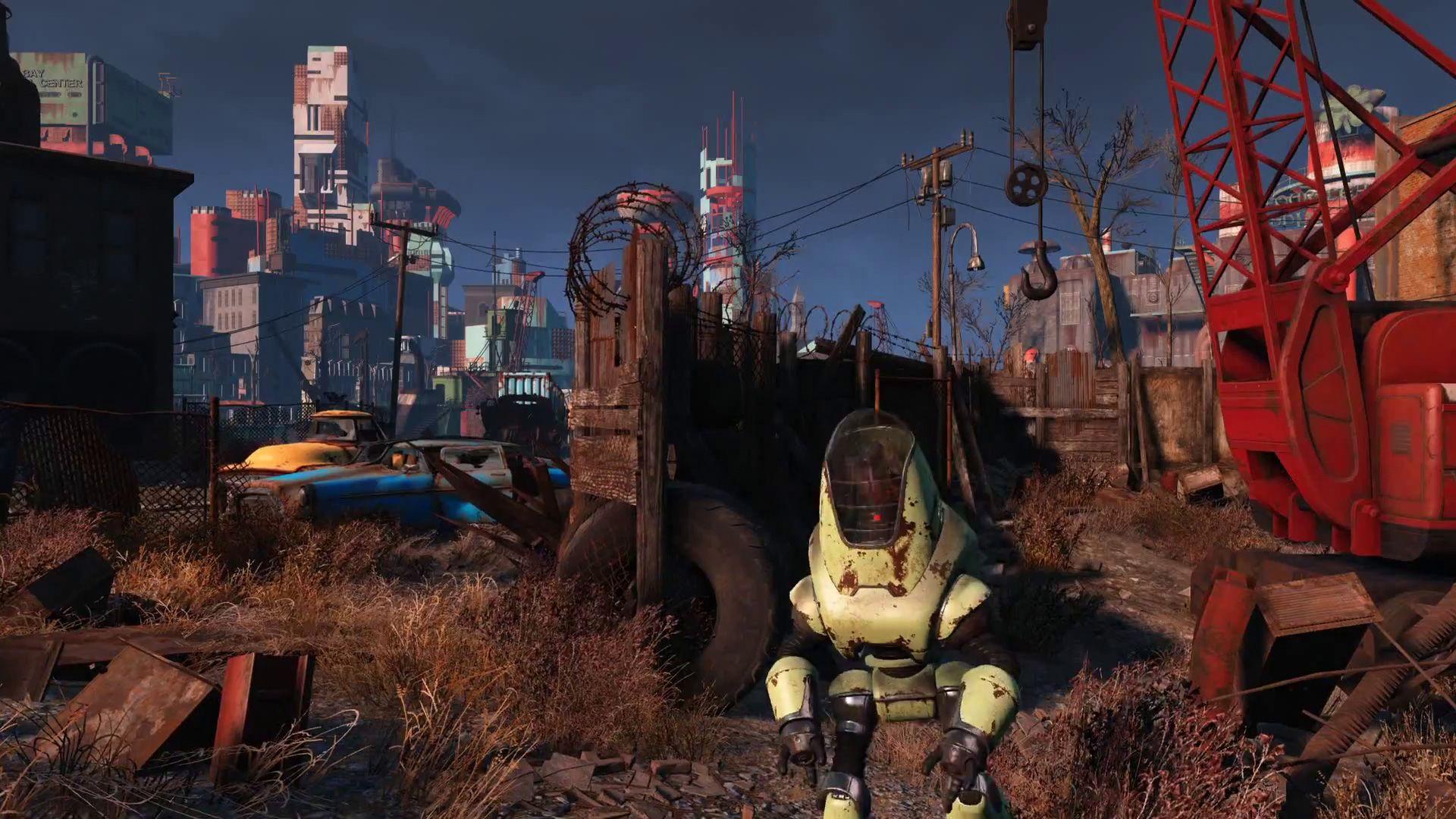 Fallout 4, immagine