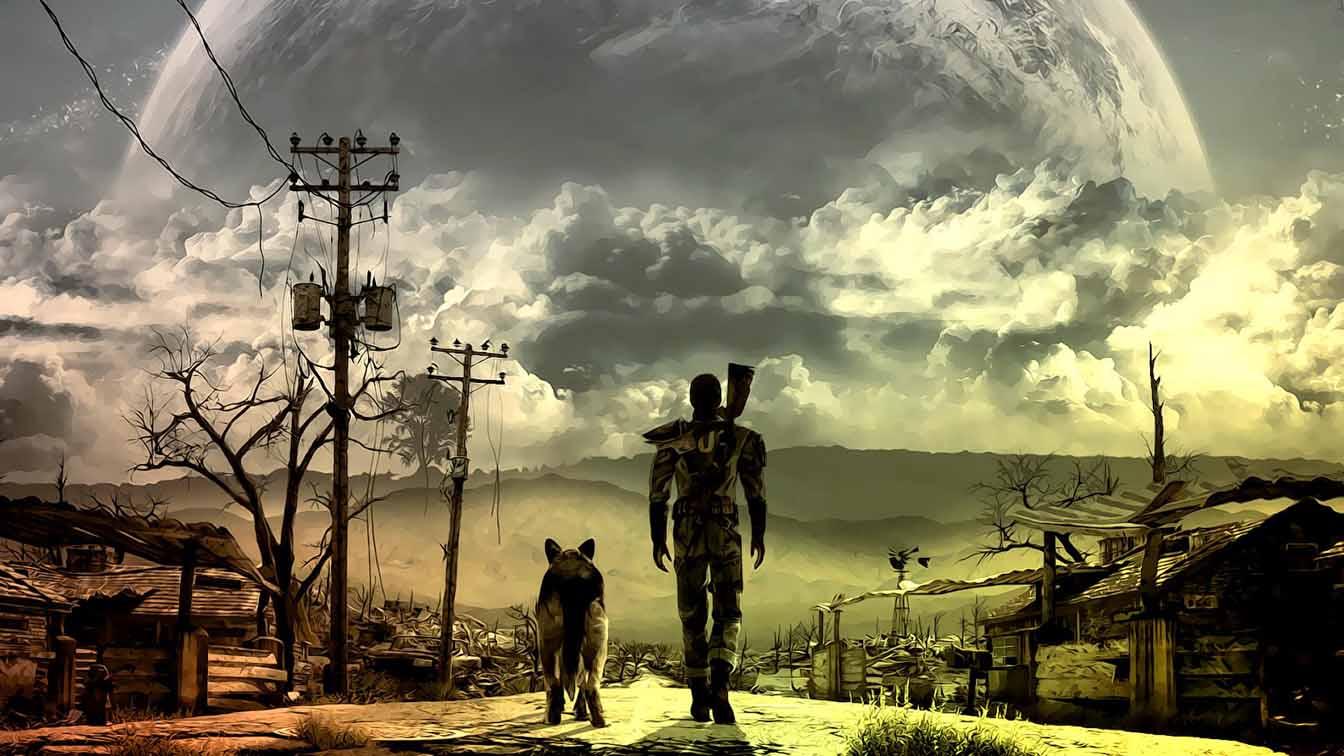 Fallout, il vagabondo solitario