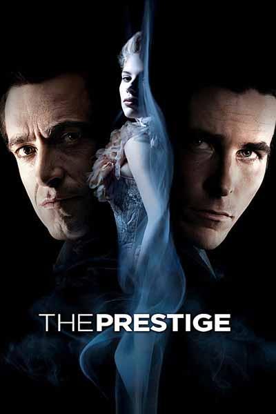 The Prestige, locandina