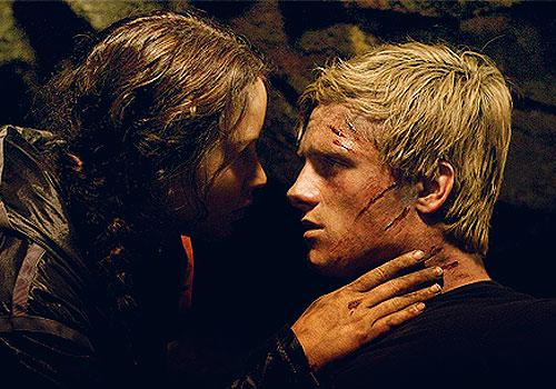 Katniss e Peeta