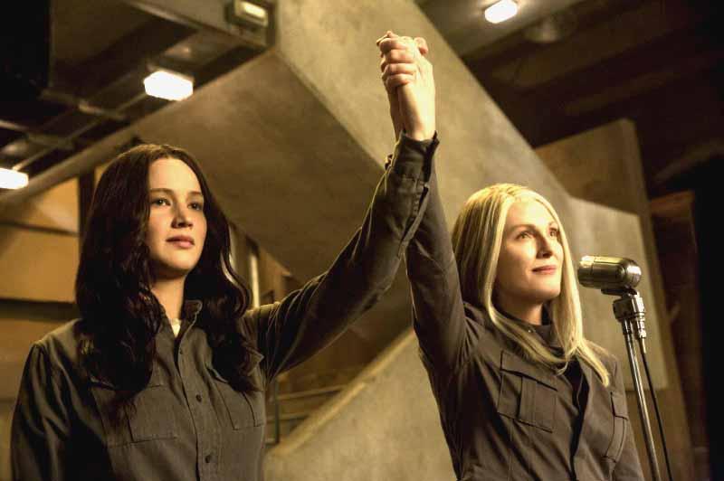 Katniss e la Coin