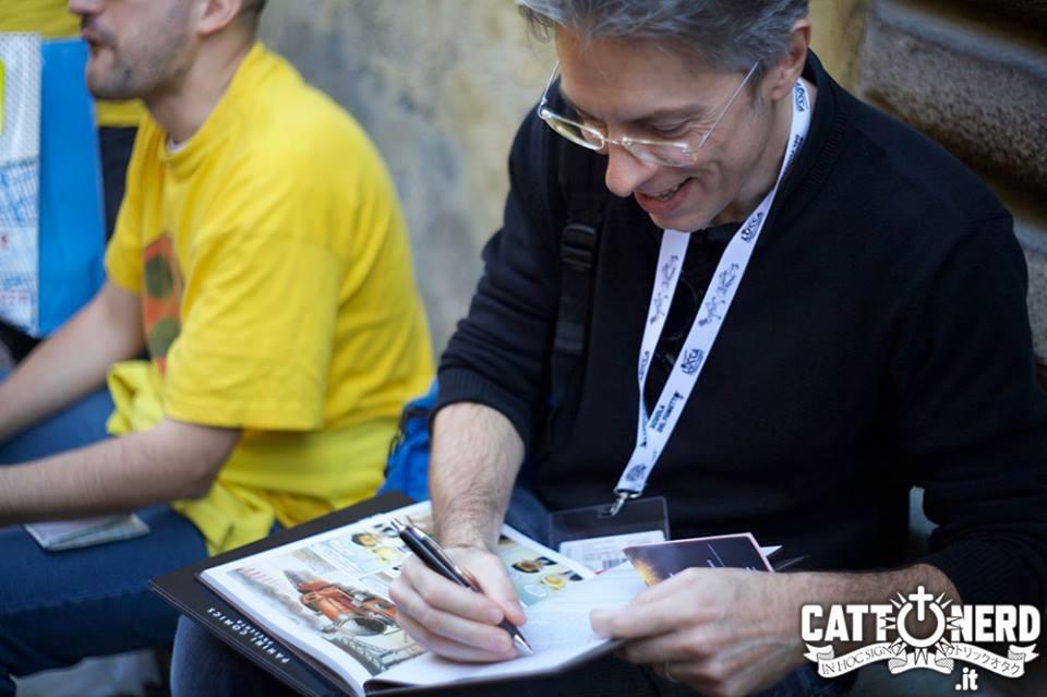 Leo Ortolani, Lucca Comics 2015