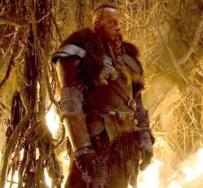 Vin Diesel, versione barbaro