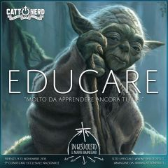 Firenze 2015: Educare come Yoda