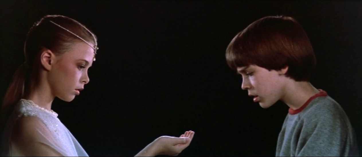 Bastian e l'Imperatrice bambina