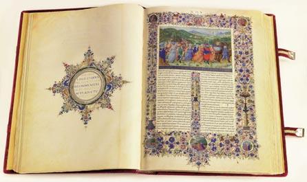 Bibbia di Montefeltro