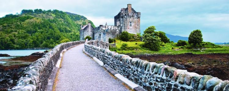 Skye, Eilean Donan Castle