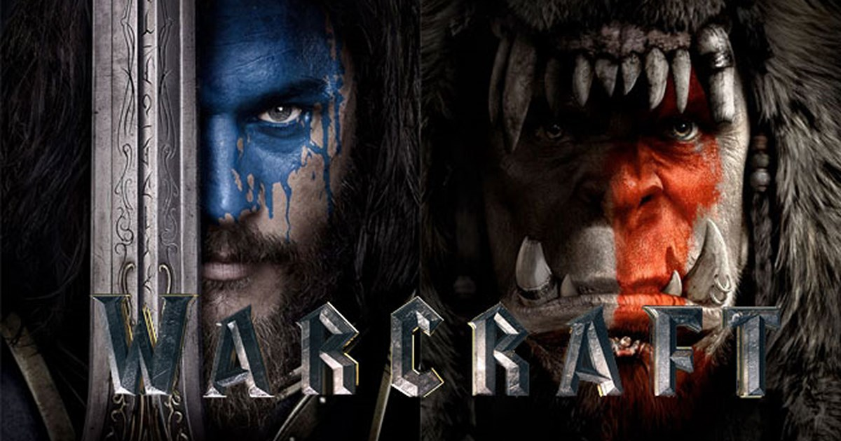 Warcraft, locadina film