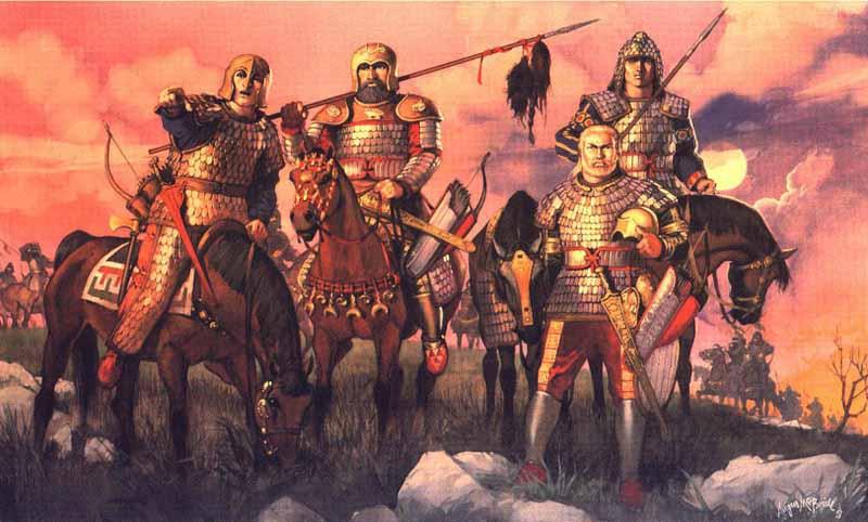 barbari celti
