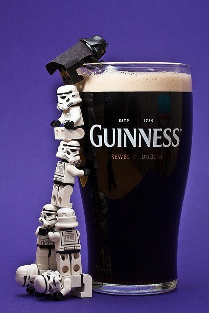 guinness lego-star wars
