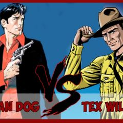 Da Tex Willer a Dylan Dog