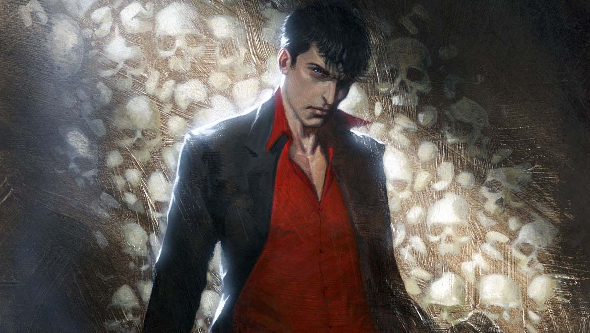 Dylan Dog, cover Dell'Otto