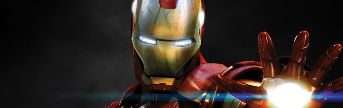 Iron Man, striscia