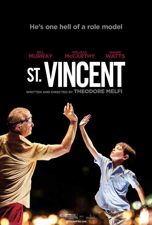 St. Vincent, locadina