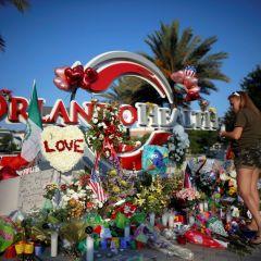 Una preghiera per le vittime di Orlando